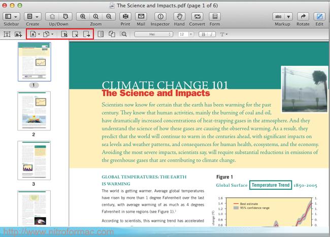 convertir pdf a excel nitro