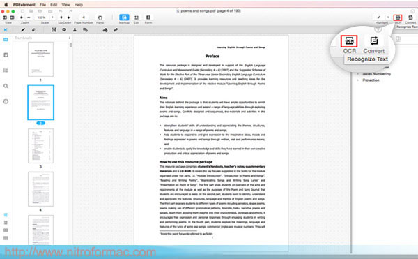 All-in-one easy-to-use online PDF tools